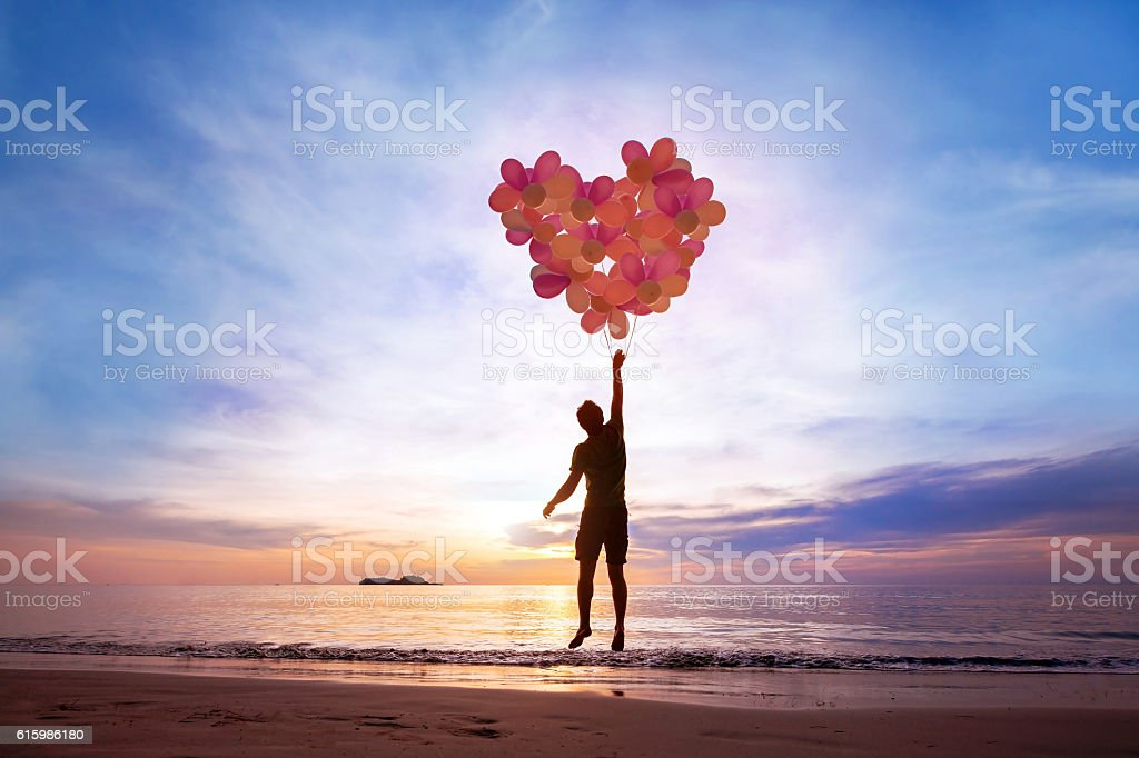 love concept stock photo