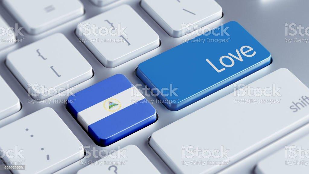 Concepto de amor - foto de stock