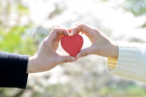 love concepts - falling in love stock pictures, royalty-free photos & images