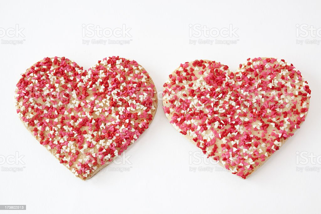 Love Cookies stock photo