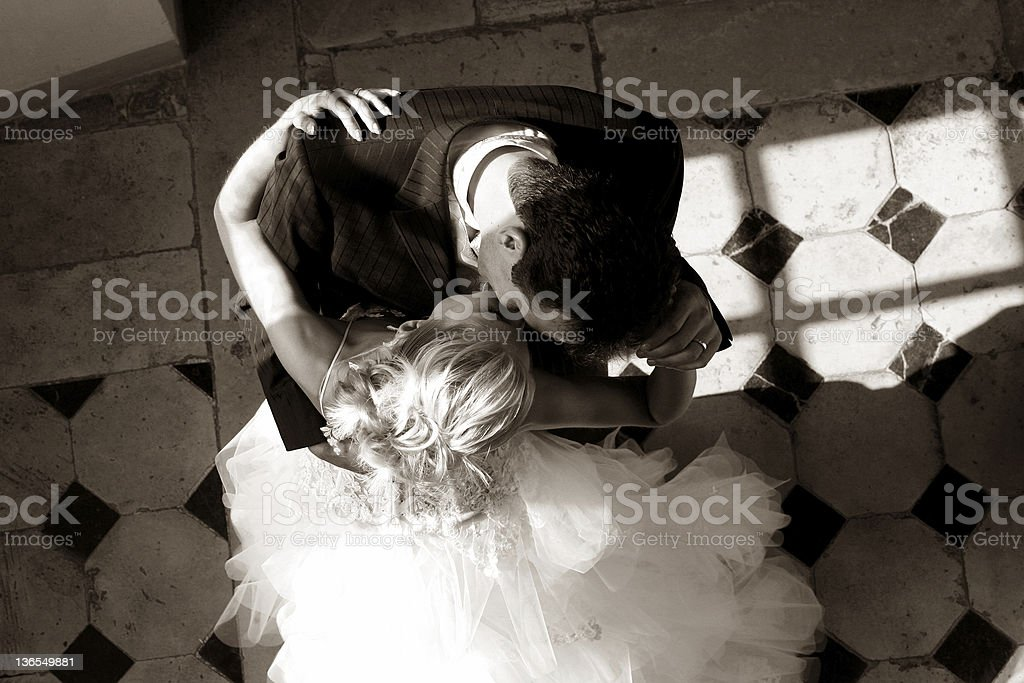 love dance stock photo