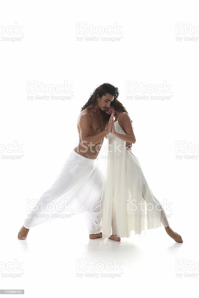 Love Dancing royalty-free stock photo