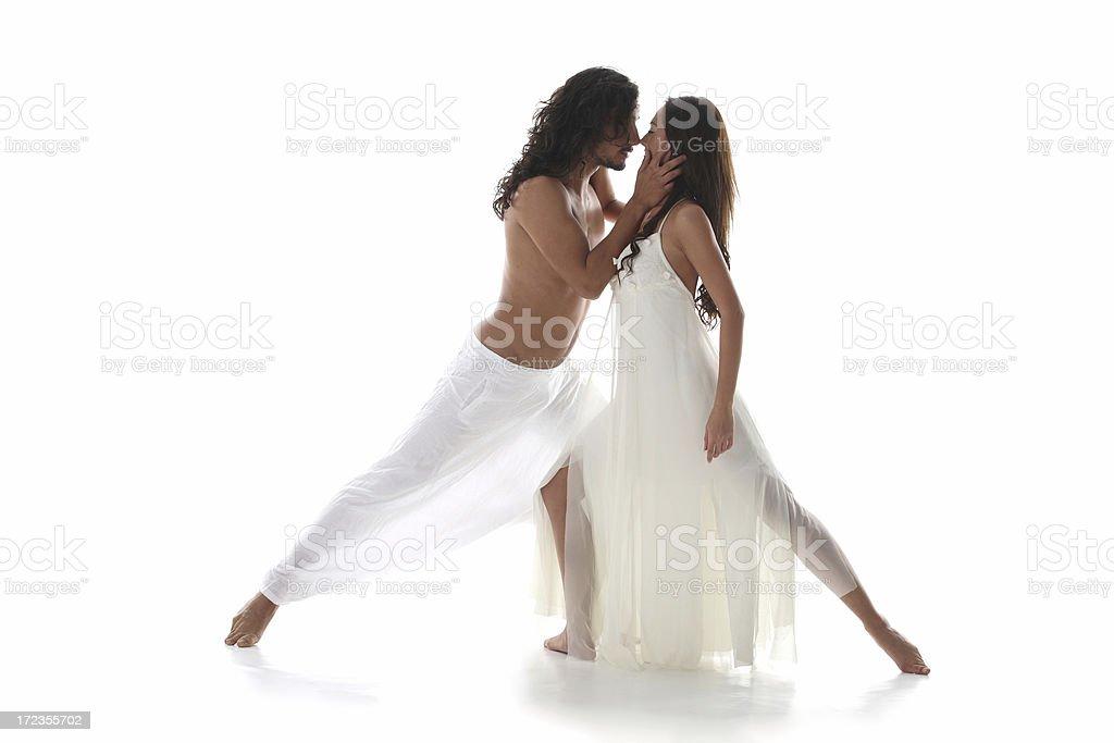 Love Dancing royalty-free stock photo