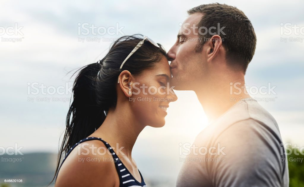 Amor no hay más dulce que esto - foto de stock
