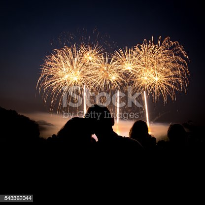 Love Fireworks Stock Photo & More Pictures of Adult