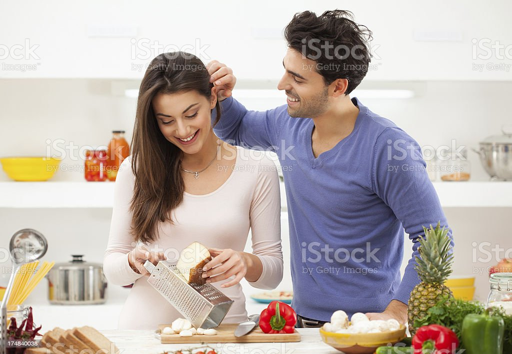 Love Food royalty-free stock photo