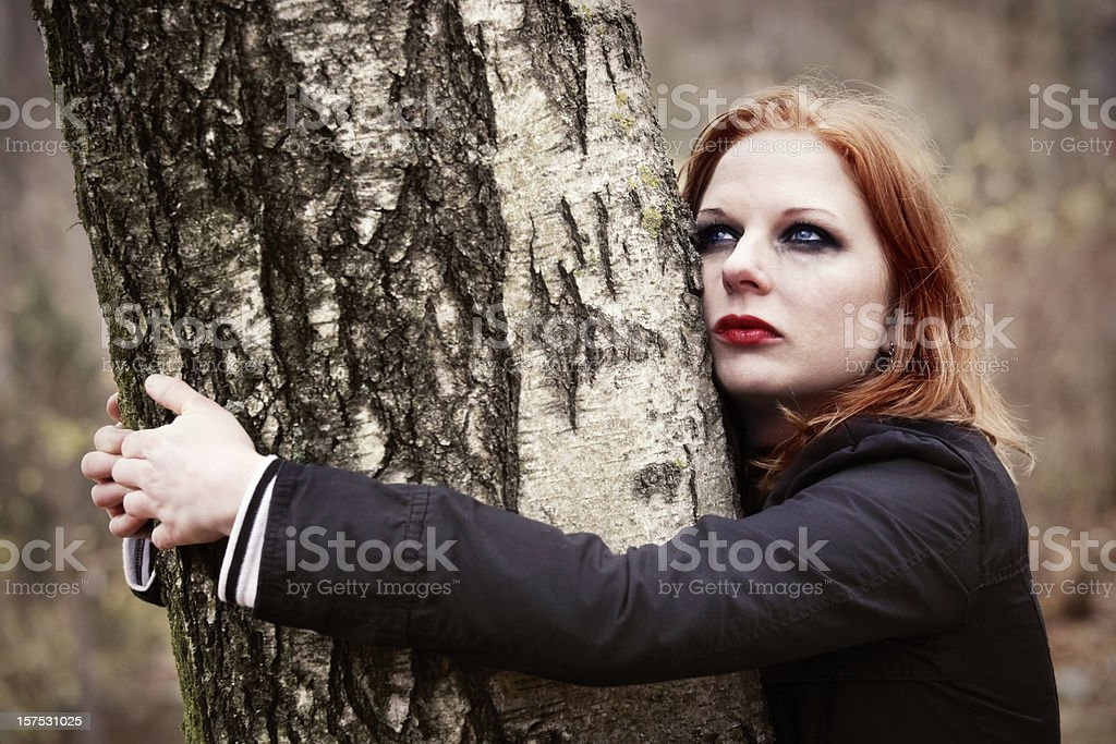 Love for nature royalty-free stock photo