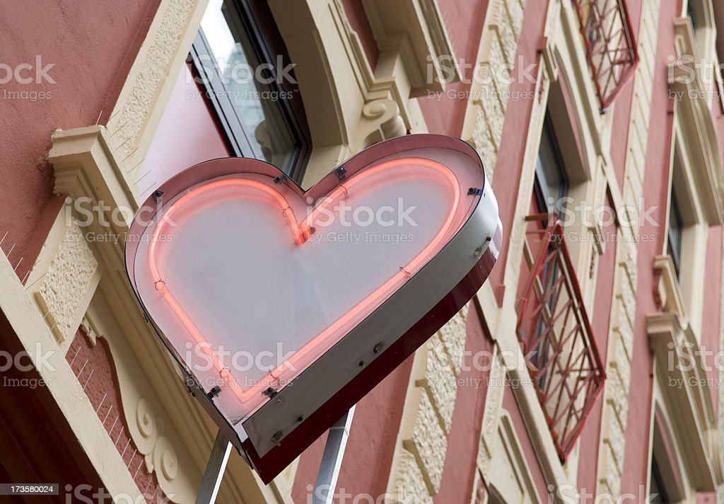 Love for Rent stock photo