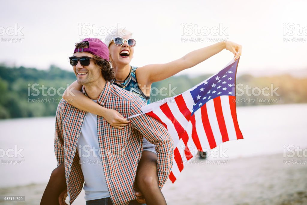 Love for the boyfriend and patriotism for the nation