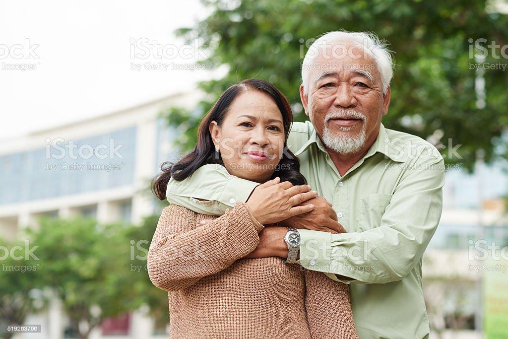 Love forever stock photo