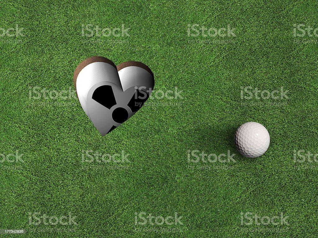 Ich liebe golf – Foto