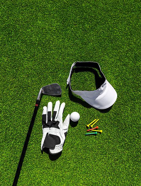 love golf sport - schiebermütze stock-fotos und bilder