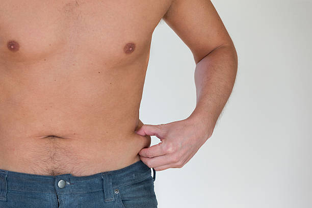 Love Handles stock photo