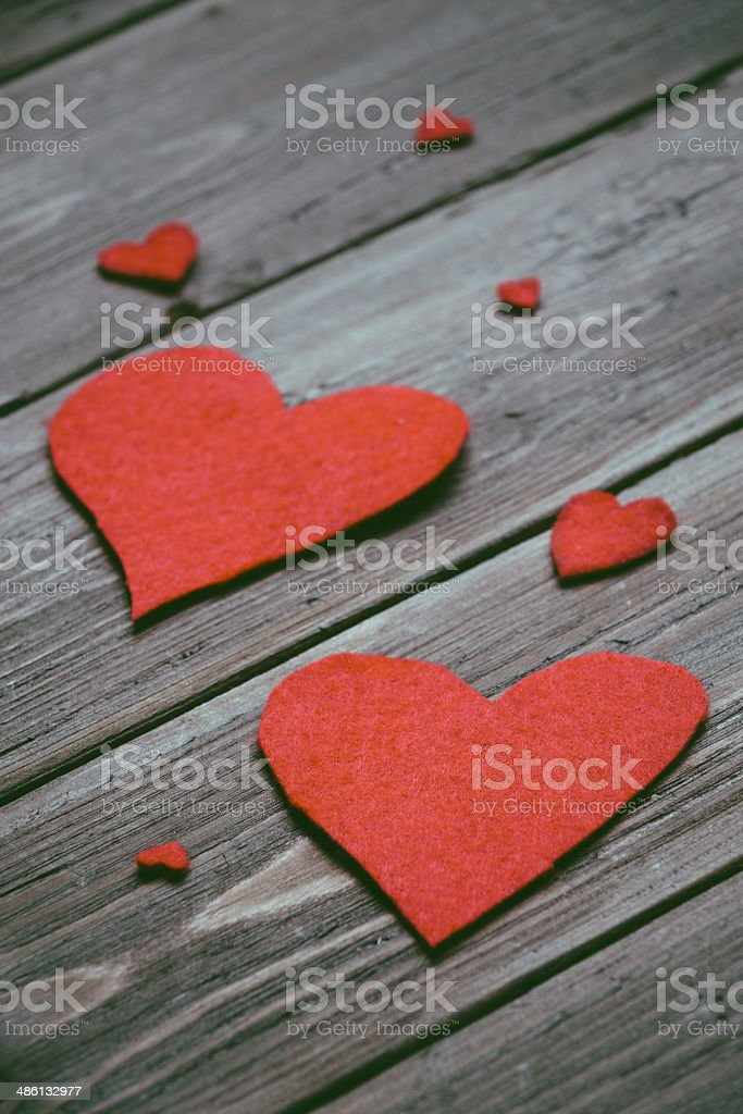 Liebe Herz Hintergrund – Foto