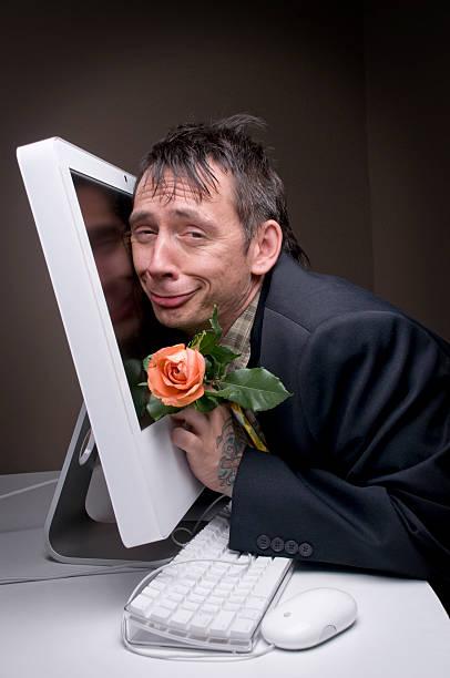 Love hurts stock photo