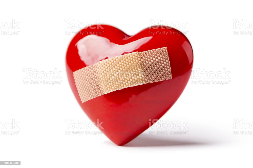 love hurts royalty-free stock photo