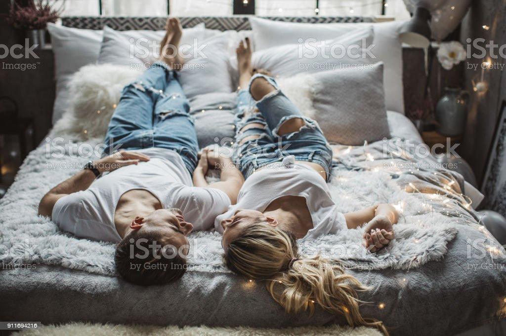 Liebe in faul Modus – Foto