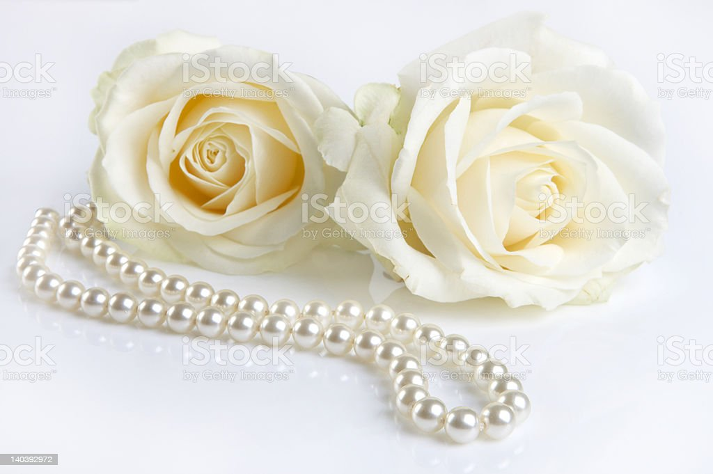 Love in white royalty-free stock photo
