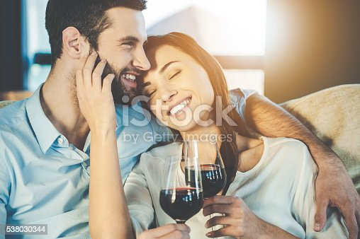 istock Love is a in the air. 538030344