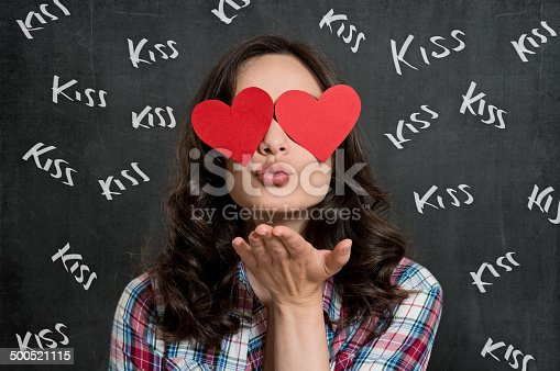 istock Love Is Blind 500521115