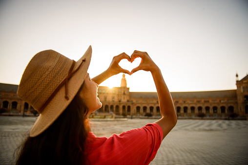 istock Love is in the air. 1048633024