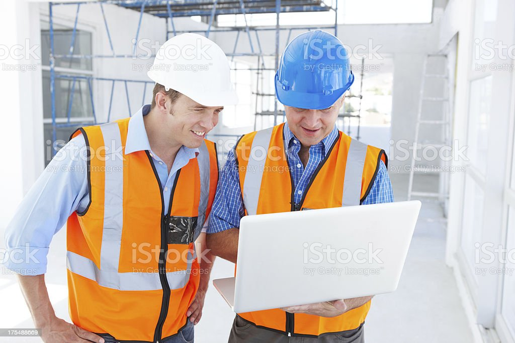 I love it when a plan comes together royalty-free stock photo