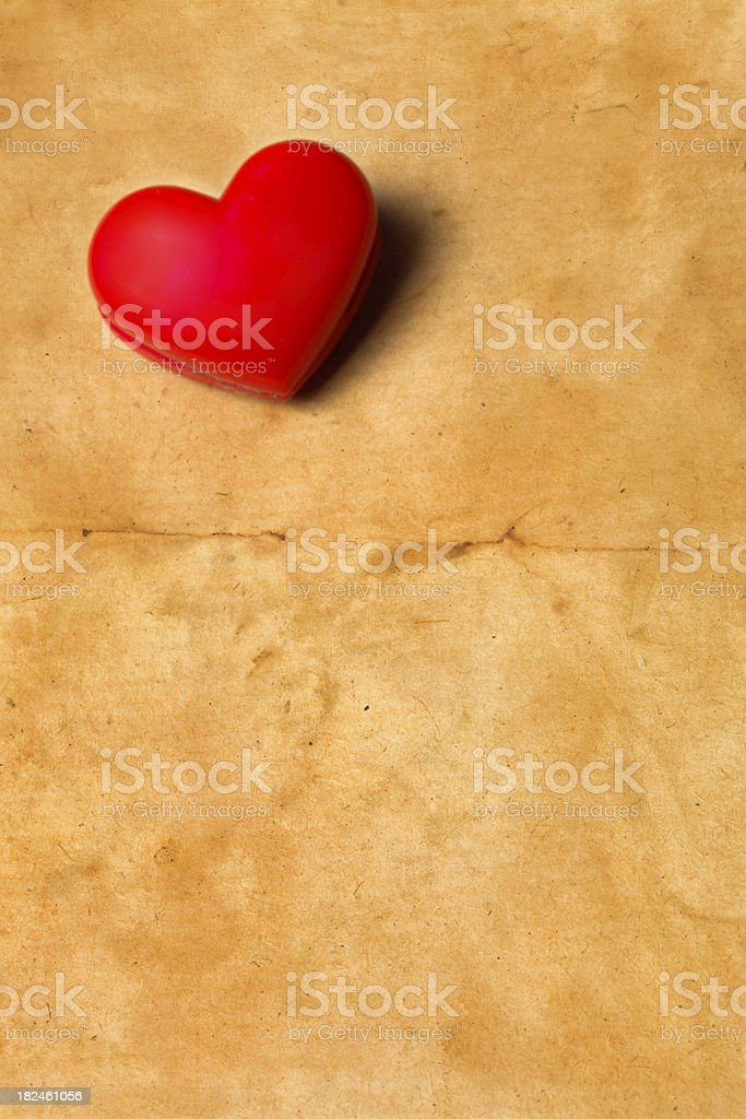 love letter  background royalty-free stock photo