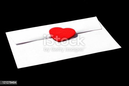 istock Love Letter 121279454