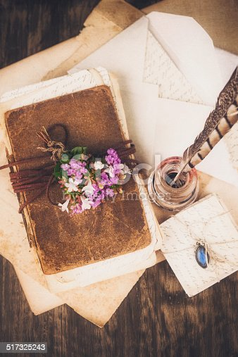 Love Letters and Diary
