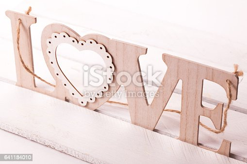 istock love letters on wooden background 641184010