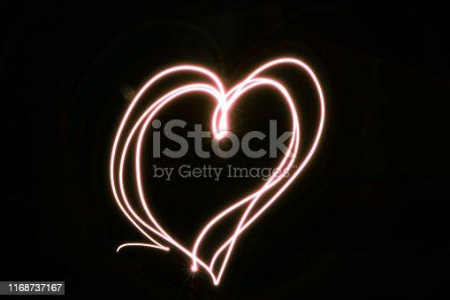 Lightpaint with love