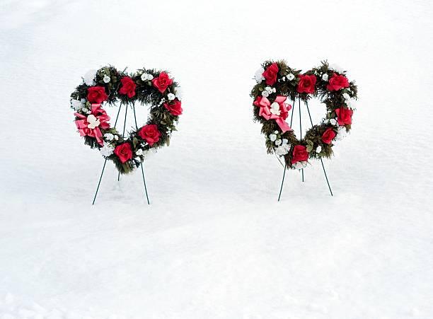 Love lost stock photo