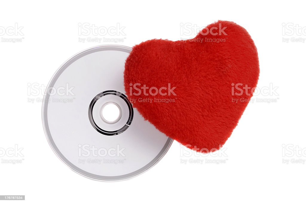 Love messages royalty-free stock photo