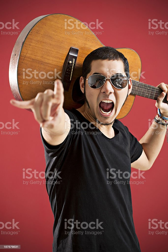 Love Music royalty-free stock photo