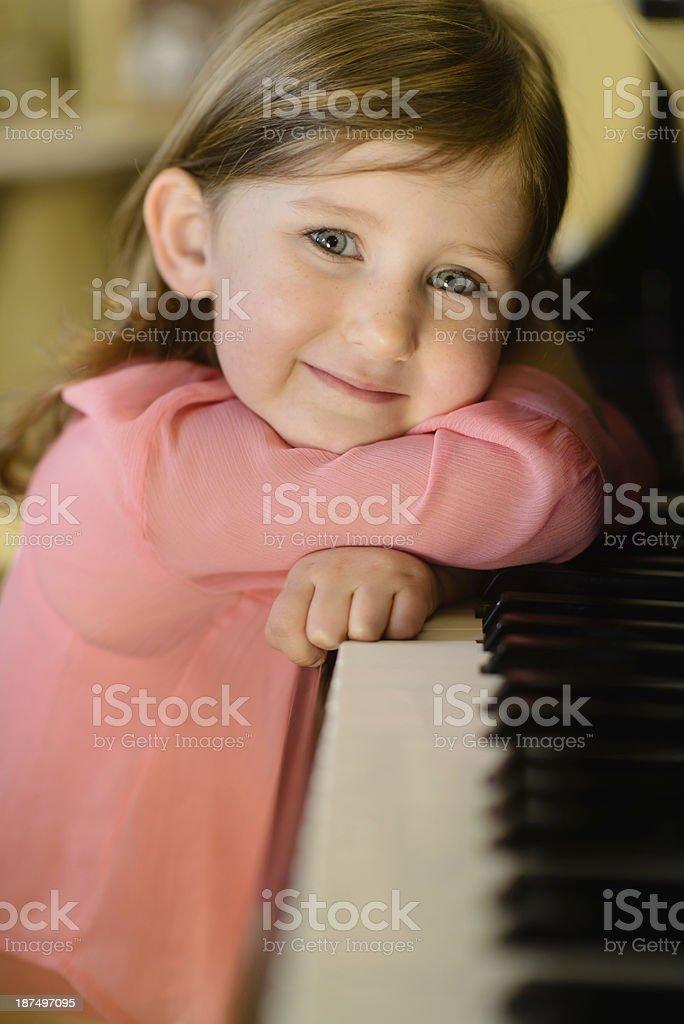 I Love Music royalty-free stock photo