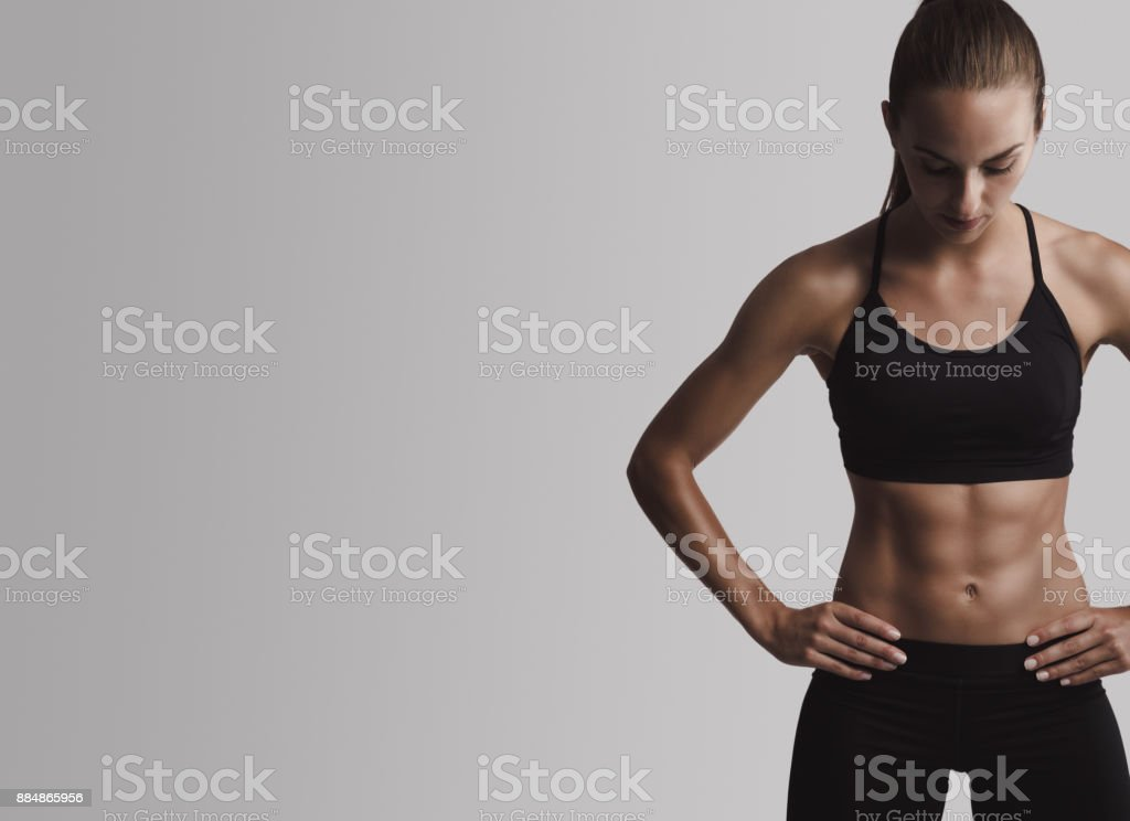 Love my ABS - Royalty-free Abdomen Stock Photo
