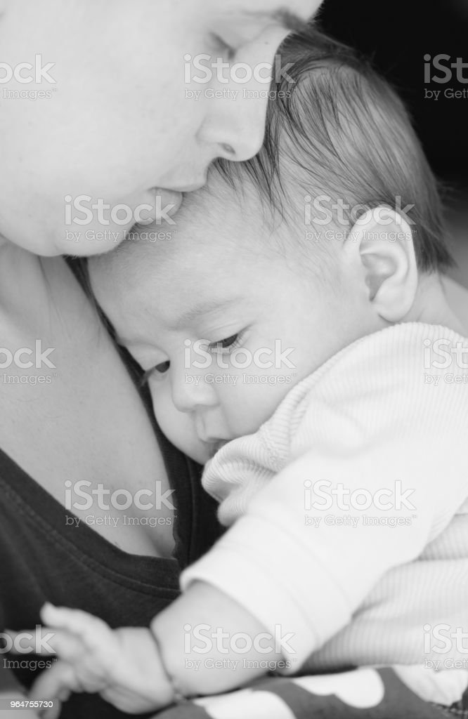 love my baby girl royalty-free stock photo