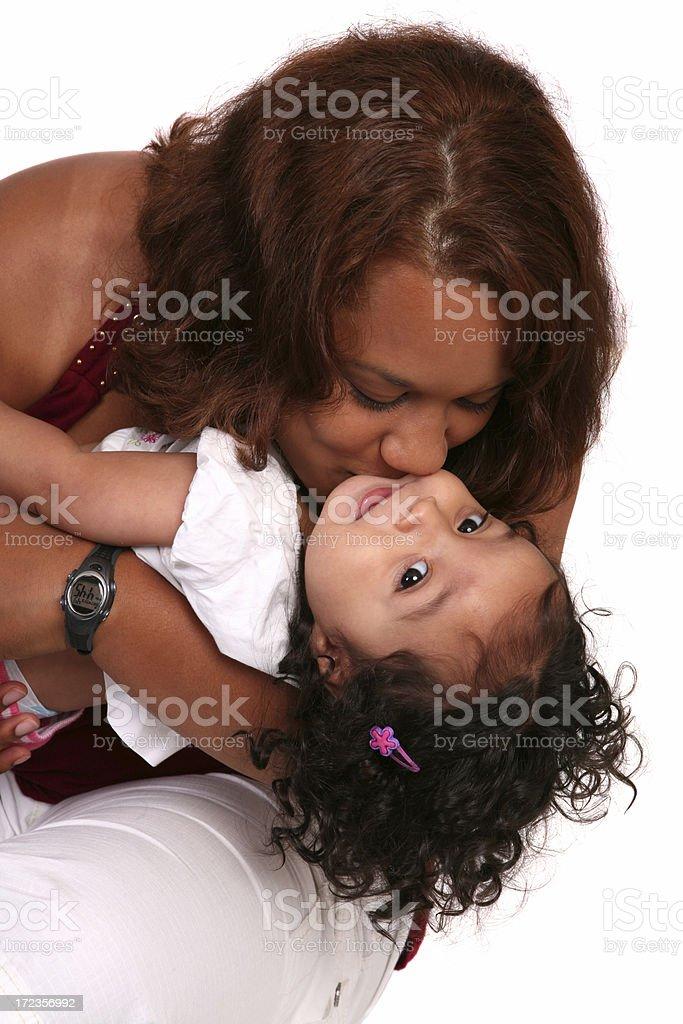 I Love My Baby royalty-free stock photo