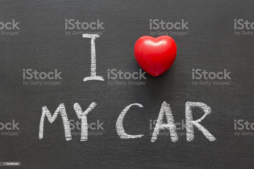 Ma voiture - Photo