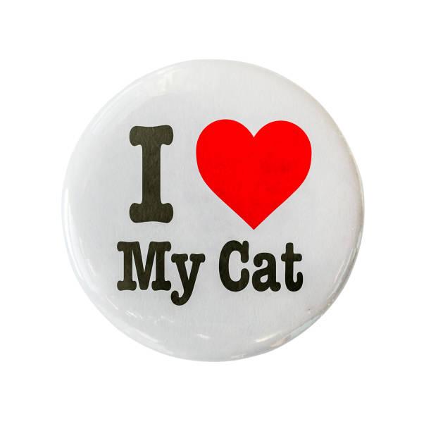 quiero mi placa de gato - botón de campaña política fotografías e imágenes de stock