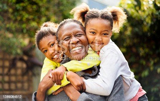 istock I love my grandchildren! 1289084512
