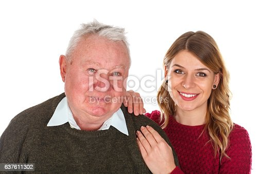 istock I love my grandfather 637611302