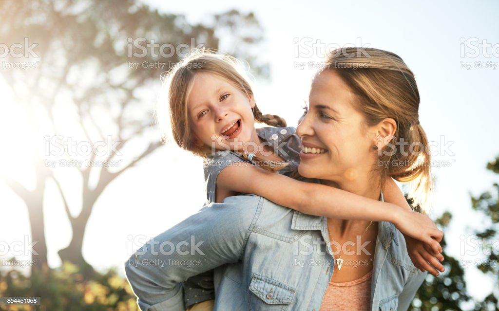 Ich liebe meine Mama mal 1 Million – Foto