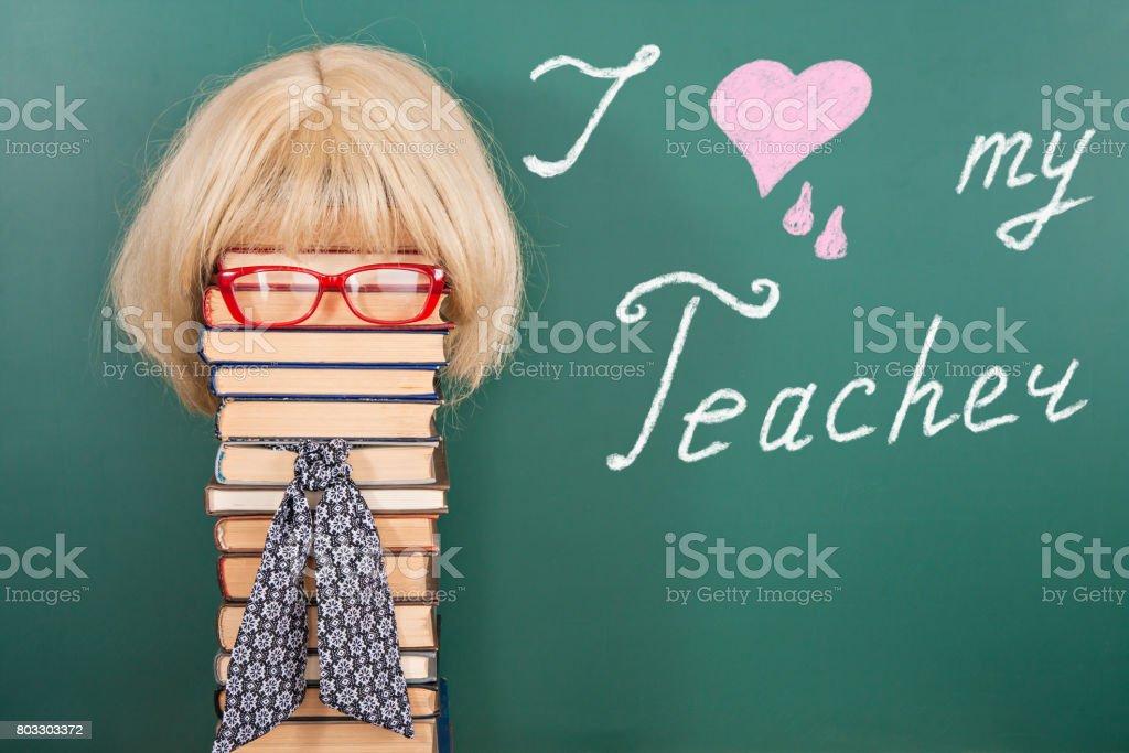 ich liebe meine lehrerin