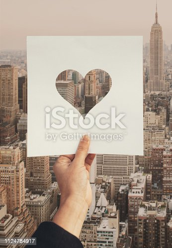 458128003 istock photo I Love New York 1124784917