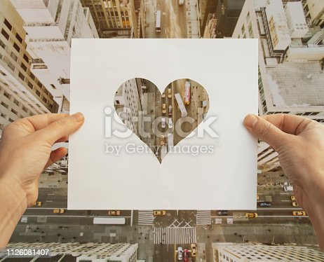 458128003 istock photo I Love New York 1126081407