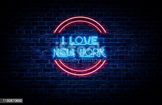 458128003 istock photo I Love New York 1150870650