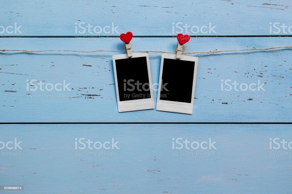 Love on Photos stock photo