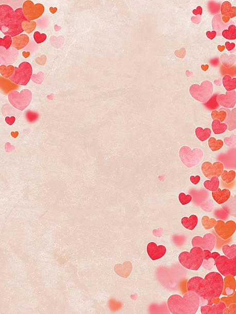 사랑입니다 - 발렌타인 카드 뉴스 사진 이미지