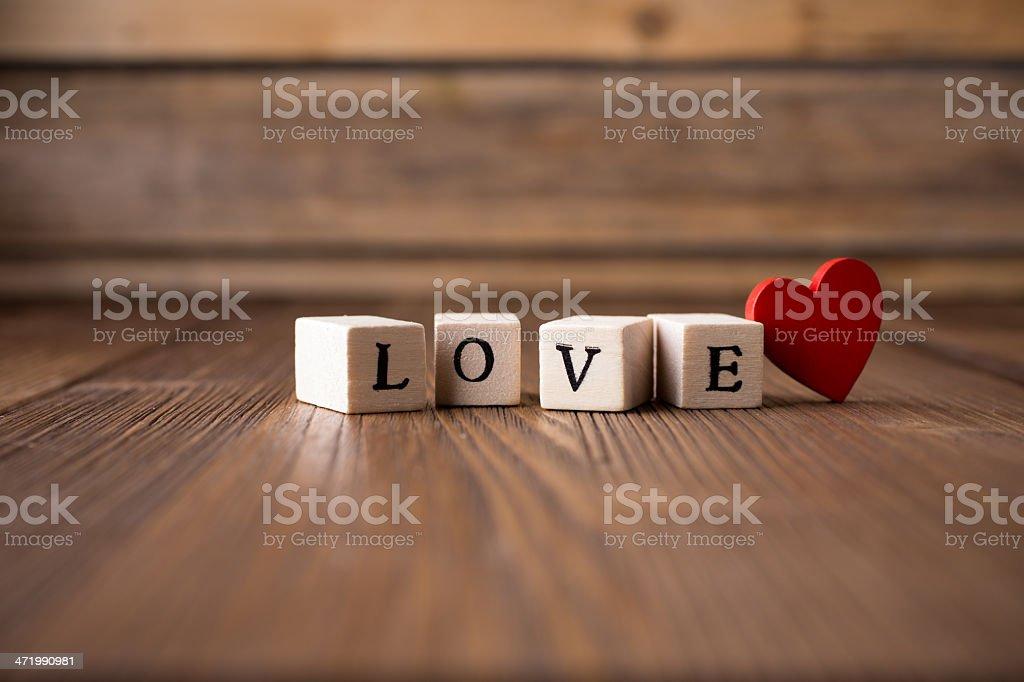 Love. stock photo